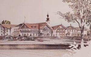 Bavarian Inn Lodge Opens